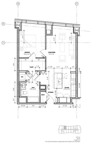 1 Bedroom, West Fens Rental in Boston, MA for $4,122 - Photo 1