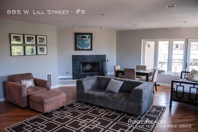 3 Bedrooms, Wrightwood Rental in Chicago, IL for $4,300 - Photo 1