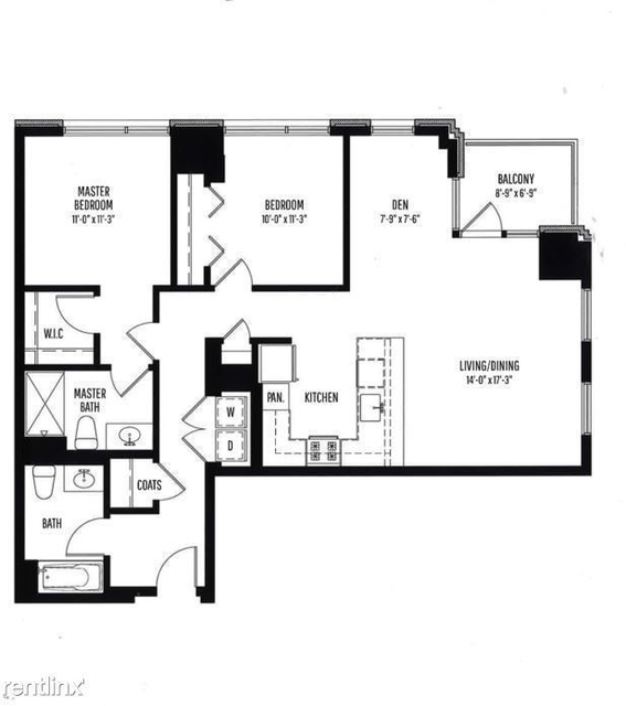 2 Bedrooms, Old Town Rental in Chicago, IL for $5,356 - Photo 1