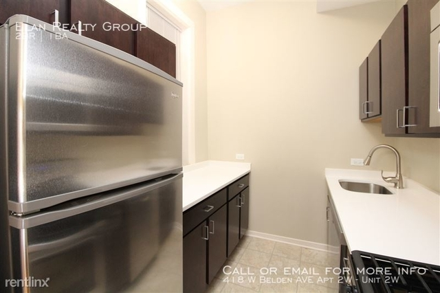 2 Bedrooms, Lincoln Park Rental in Chicago, IL for $2,138 - Photo 2