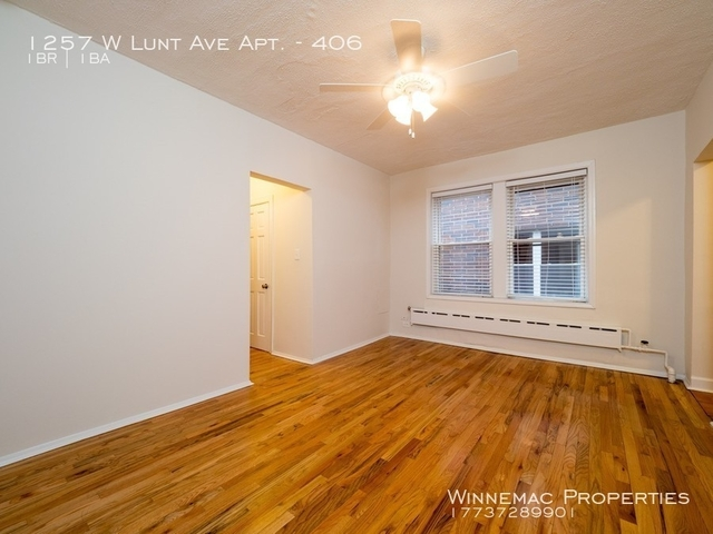 1 Bedroom, Rogers Park Rental in Chicago, IL for $1,145 - Photo 2