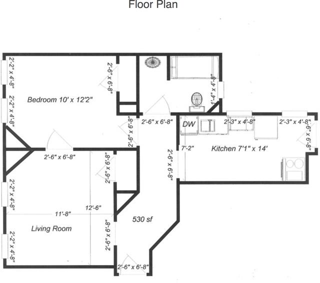 1 Bedroom, Area IV Rental in Boston, MA for $2,400 - Photo 2