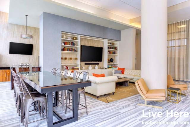 1 Bedroom, Greektown Rental in Chicago, IL for $2,444 - Photo 1