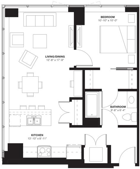 1 Bedroom, Evanston Rental in Chicago, IL for $2,810 - Photo 2