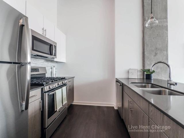 Studio, Fulton River District Rental in Chicago, IL for $1,828 - Photo 1