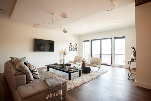 1 Bedroom, Fairmount Rental in Dallas for $2,800 - Photo 2