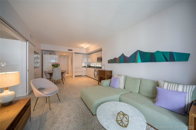 1 Bedroom, Miami Financial District Rental in Miami, FL for $2,950 - Photo 2