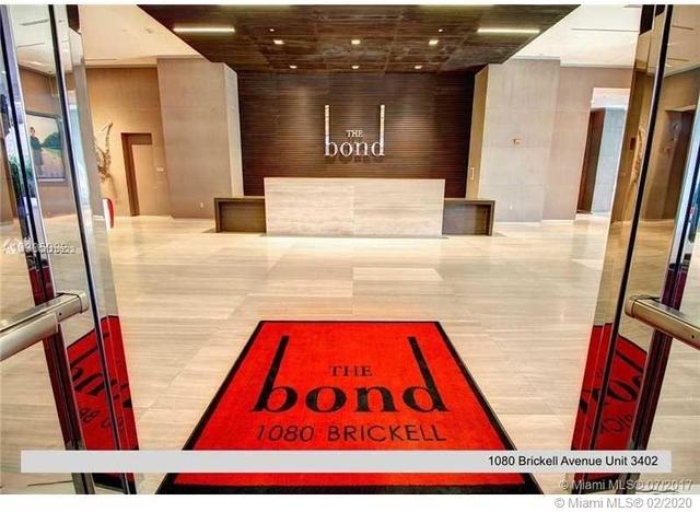 1 Bedroom, Miami Financial District Rental in Miami, FL for $2,850 - Photo 1