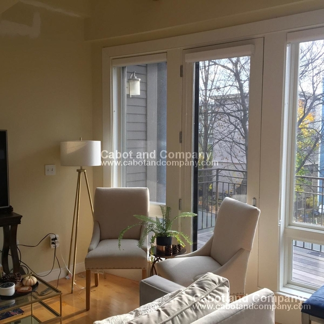 2 Bedrooms, Cambridgeport Rental in Boston, MA for $4,500 - Photo 2
