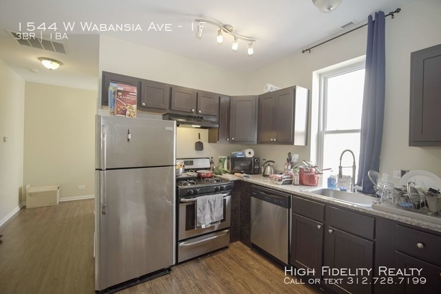 3 Bedrooms, Bucktown Rental in Chicago, IL for $2,050 - Photo 2