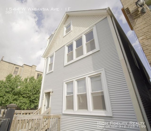 3 Bedrooms, Bucktown Rental in Chicago, IL for $2,050 - Photo 1
