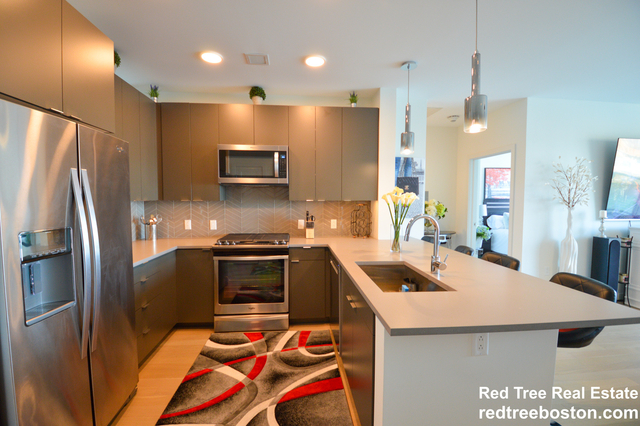 2 Bedrooms, Central Maverick Square - Paris Street Rental in Boston, MA for $4,500 - Photo 1