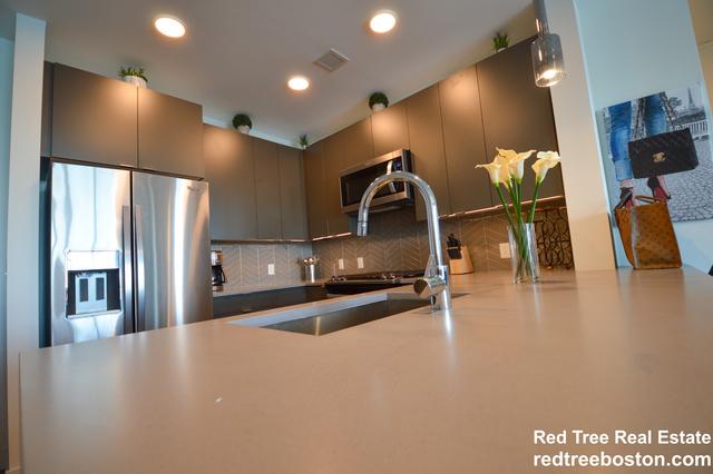 2 Bedrooms, Central Maverick Square - Paris Street Rental in Boston, MA for $4,500 - Photo 2