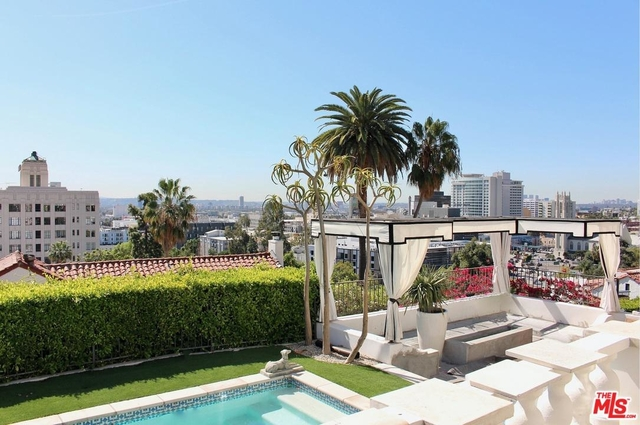 3 Bedrooms, Whitley Heights Rental in Los Angeles, CA for $13,500 - Photo 2