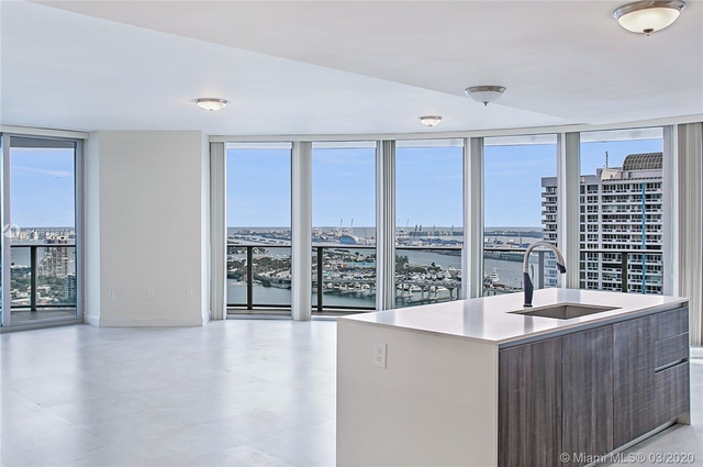 3 Bedrooms, Media and Entertainment District Rental in Miami, FL for $6,400 - Photo 1