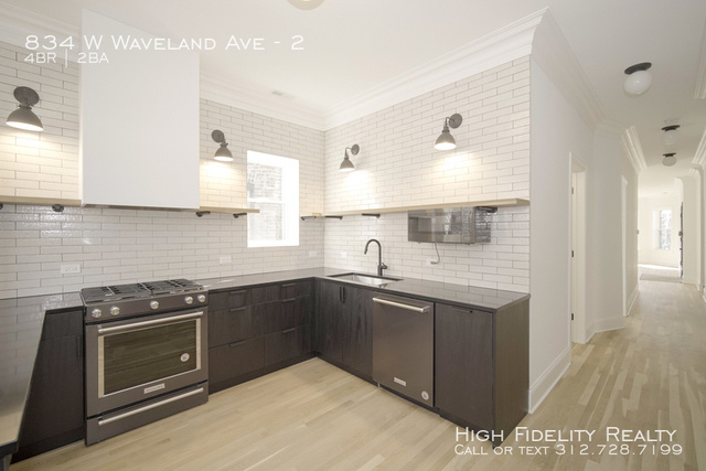 4 Bedrooms, Lakeview Rental in Chicago, IL for $4,400 - Photo 2