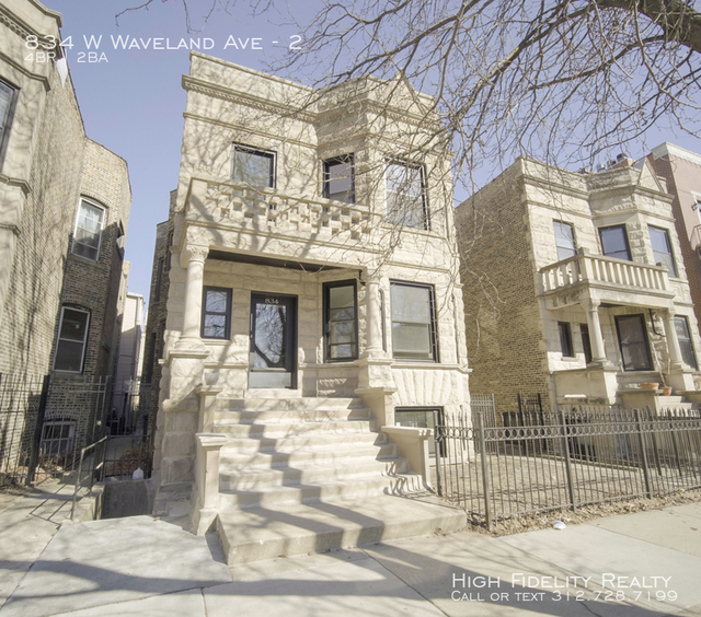 4 Bedrooms, Lakeview Rental in Chicago, IL for $4,400 - Photo 1