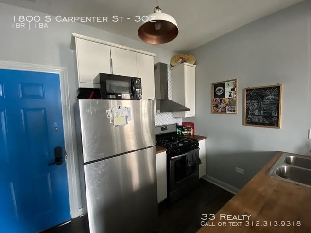 1 Bedroom, Pilsen Rental in Chicago, IL for $1,350 - Photo 2