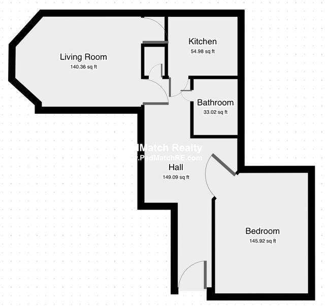 1 Bedroom, West Fens Rental in Boston, MA for $2,510 - Photo 2