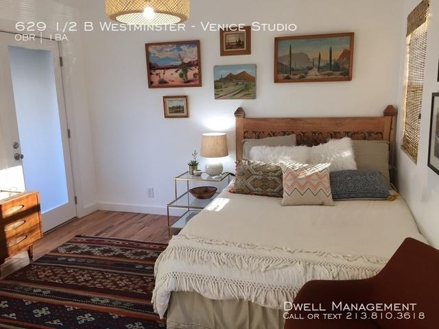 Studio, Oakwood Rental in Los Angeles, CA for $2,200 - Photo 1