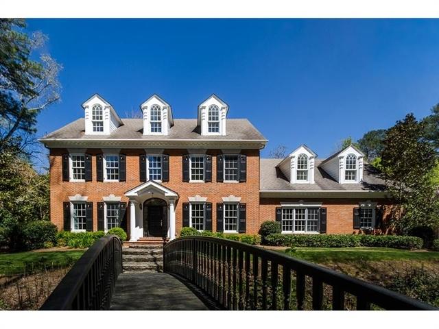 6 Bedrooms, Druid Hills Rental in Atlanta, GA for $5,500 - Photo 2