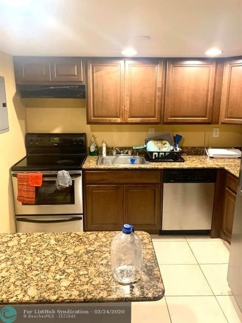 1 Bedroom, Omega Condominiums Rental in Miami, FL for $1,250 - Photo 1