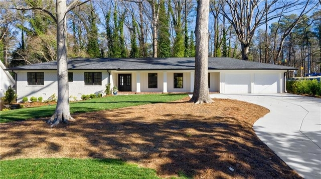 4 Bedrooms, West Paces Ferry Rental in Atlanta, GA for $4,800 - Photo 2