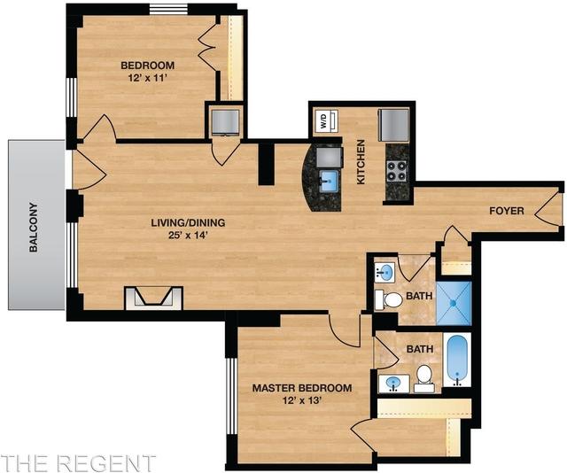 2 Bedrooms, Dupont Circle Rental in Washington, DC for $3,695 - Photo 2