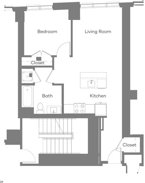 1 Bedroom, West Fens Rental in Boston, MA for $3,684 - Photo 1