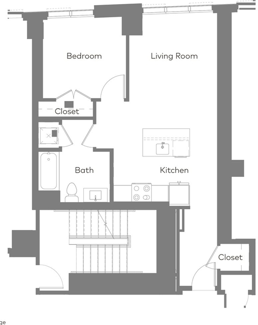 1 Bedroom, West Fens Rental in Boston, MA for $4,343 - Photo 1
