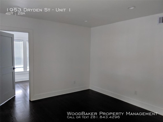 4 Bedrooms, Southgate Rental in Houston for $4,400 - Photo 2
