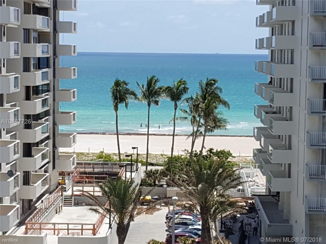 2 Bedrooms, Oceanfront Rental in Miami, FL for $2,000 - Photo 1