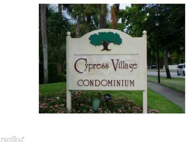 2 Bedrooms, Cypress Village Apts Rental in Miami, FL for $1,550 - Photo 1