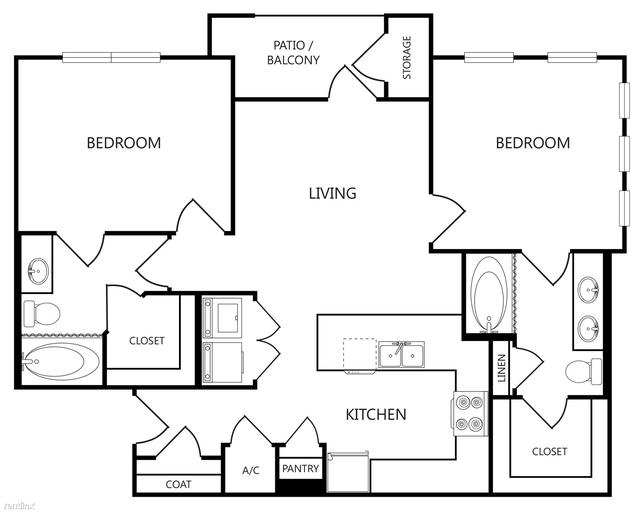 2 Bedrooms, Ennis Rental in Dallas for $1,305 - Photo 1