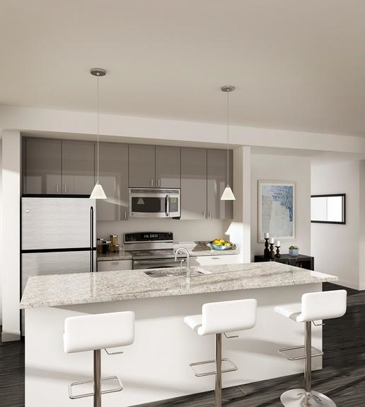 2 Bedrooms, Seaport District Rental in Boston, MA for $4,000 - Photo 1