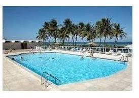 2 Bedrooms, Oceanfront Rental in Miami, FL for $2,400 - Photo 1