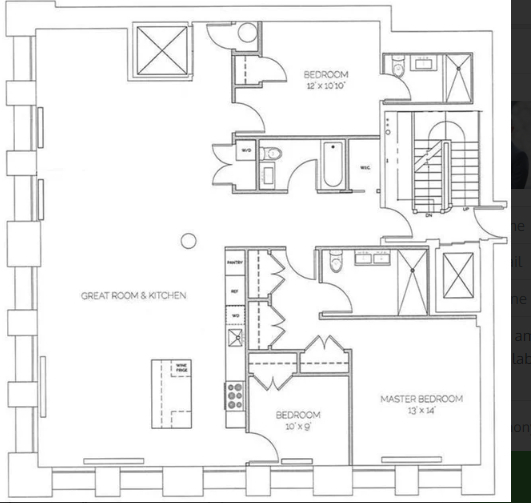 3 Bedrooms, SoHo Rental in NYC for $16,000 - Photo 2