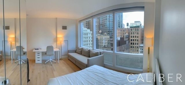 Studio, Financial District Rental in NYC for $3,690 - Photo 1