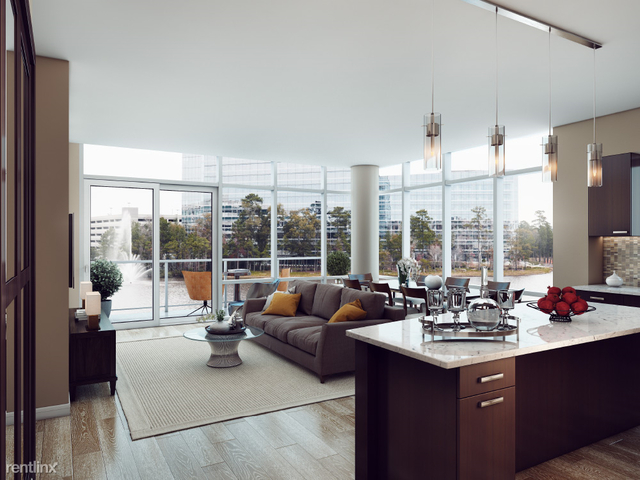 1 Bedroom, East Shore Rental in Houston for $1,500 - Photo 1