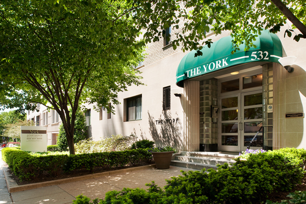 Studio, Foggy Bottom Rental in Washington, DC for $1,309 - Photo 2