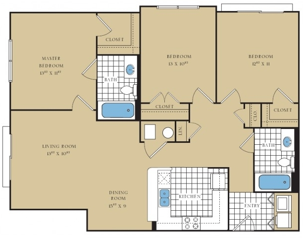3 Bedrooms, Evanston Rental in Chicago, IL for $3,363 - Photo 1