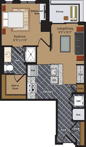 1 Bedroom, Aurora Highlands Rental in Washington, DC for $1,765 - Photo 1