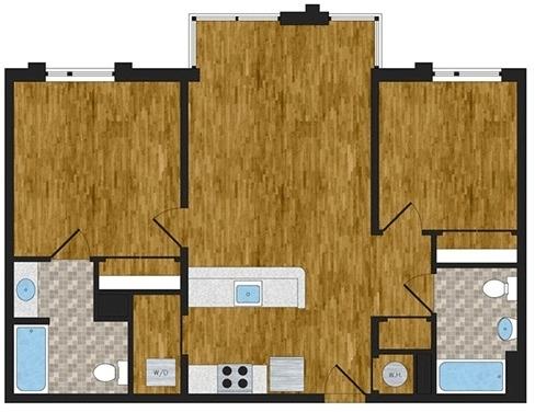2 Bedrooms, Adams Morgan Rental in Washington, DC for $2,990 - Photo 1