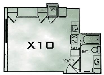 2 Bedrooms, Logan Circle - Shaw Rental in Washington, DC for $2,915 - Photo 1