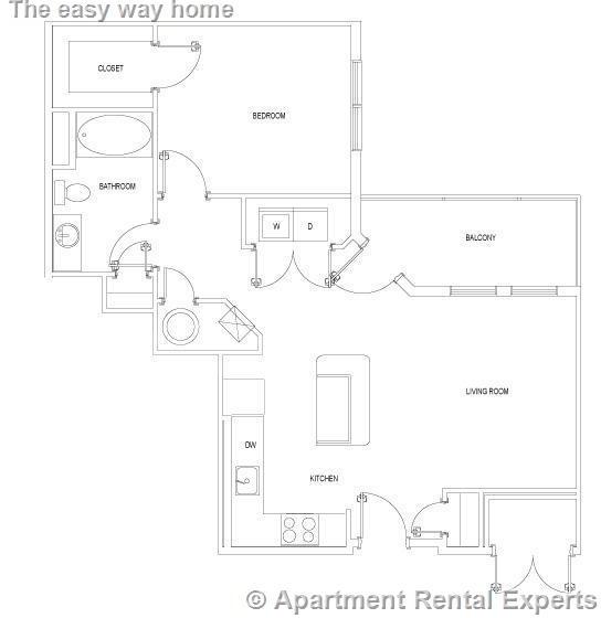 1 Bedroom, Arlington Center Rental in Boston, MA for $2,542 - Photo 2