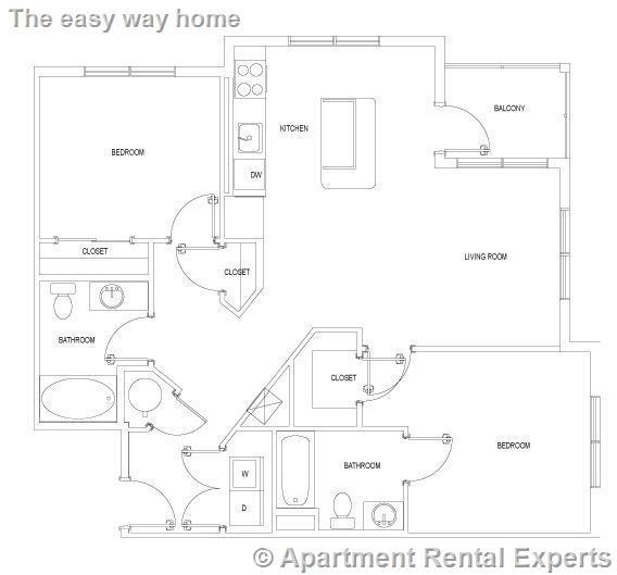 2 Bedrooms, Arlington Center Rental in Boston, MA for $2,840 - Photo 2