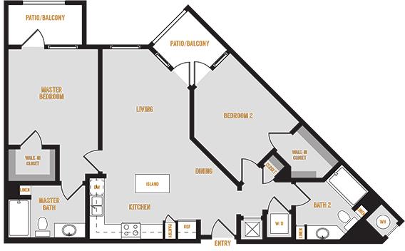 2 Bedrooms, Woodland Hills-Warner Center Rental in Los Angeles, CA for $2,415 - Photo 1