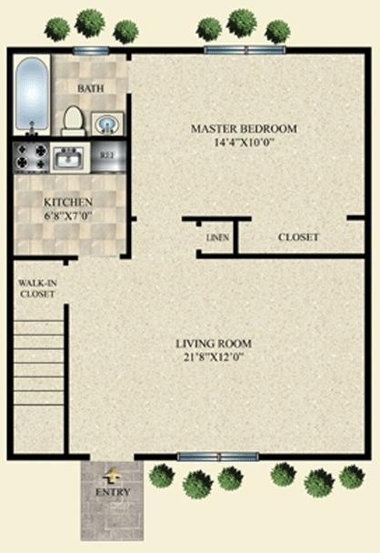 1 Bedroom, Babylon Rental in Long Island, NY for $1,600 - Photo 1