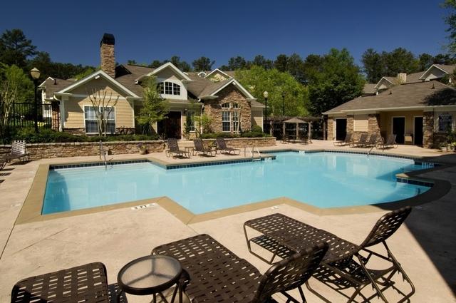 2 Bedrooms, Wembley Hall Rental in Atlanta, GA for $1,240 - Photo 2
