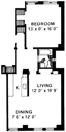 1 Bedroom, Washington Square West Rental in Philadelphia, PA for $1,585 - Photo 1